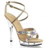 LIP-145 Plesová luxusní obuv na podpatku