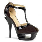 DELUXE-682 Luxusní boty na podpatku