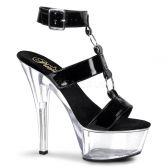 KISS-239 Sexy boty na podpatku a platformě