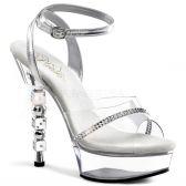 DICE-614 Sexy boty na podpatku a platformě
