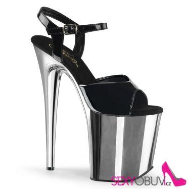 FLAMINGO-809 Sexy boty na extrémním podpatku