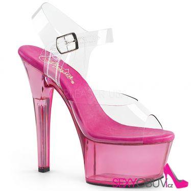 ASPIRE-608T Růžové sexy boty asp608t/c/pn